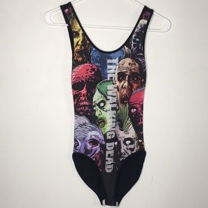 The walking dead body suit
